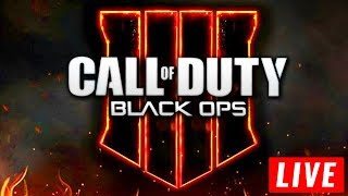 CALL OF DUTY: BLACK OPS 4 LIVE GAMEPLAY COMMUNITY REVEAL EVENT REACTION!