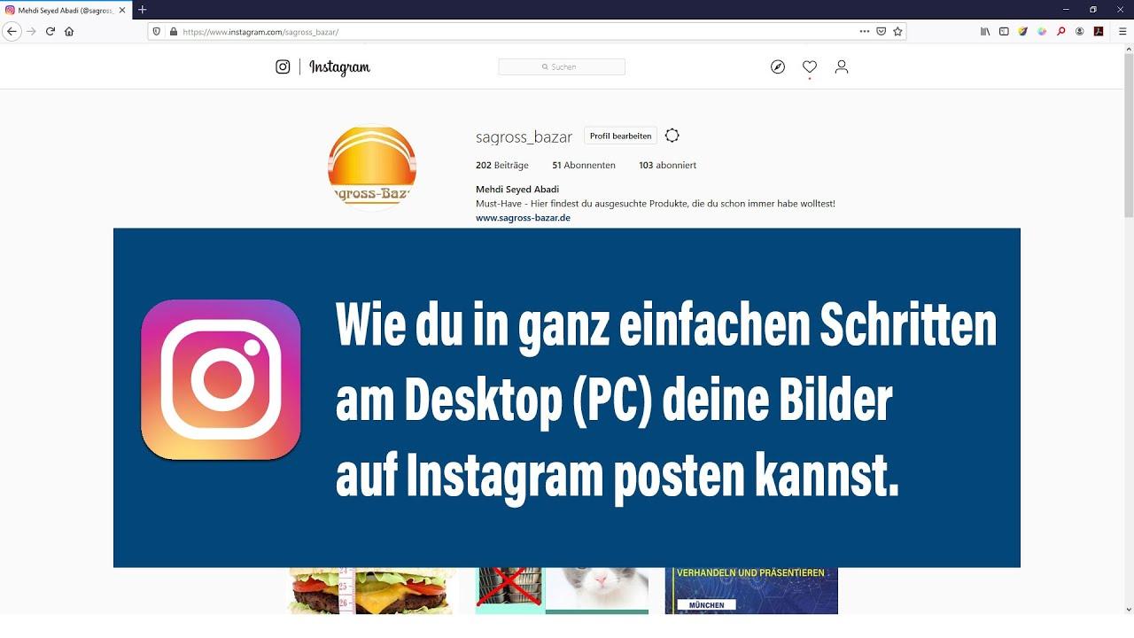 Instagram Bilder Posten
