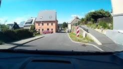 Durch Wolkenstein mit dem Auto