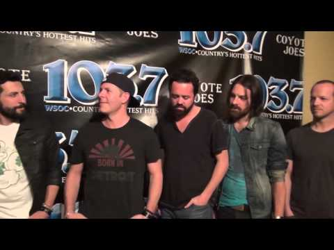 B.S. Backstage: Old Dominion Interview