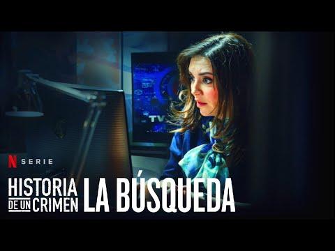 Historia de un crimen : La Búsqueda - Trailer l Netflix