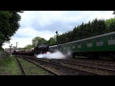Severn Valley Railway, Timetable C, Saturday 31st May 2014