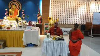 Dhamma Talk - Loving Kindness by Bhante Dr. Saranapala [Guest Sangha Speaker from Canada]