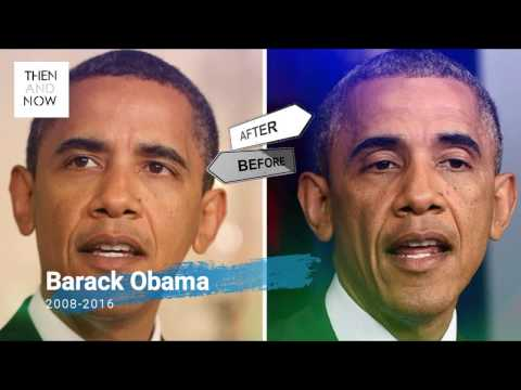 Top 20 U.S. Presidents Before and After Their Terms in Office