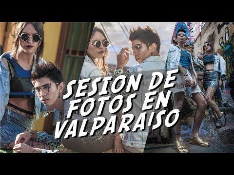 SESION DE FOTOS EN VALPARAISO CHILE - Sebasthian Iturriaga