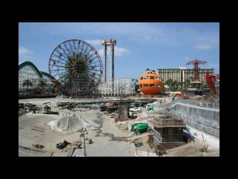 A Musical History of Disney California Adventure