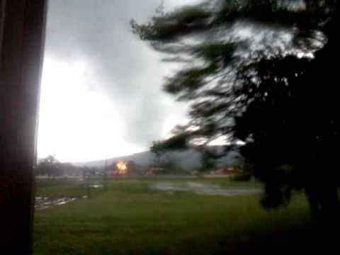 Bridgeport-Stevenson Alabama Tornado 4-27-2011 Both of them.