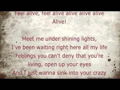 Krewella - Alive (HQ + Lyrics)