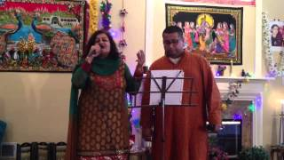 """Woh Hai Zara Khafa Khafa""  Jyoti and Sunny"