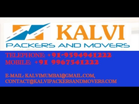 Packers and Movers in Bhandup    Kalvi Packers and Movers in  Bhandup   Call Now 9967541222.