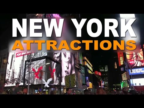 New York Attractions -  Best Places to Visit on City Tours