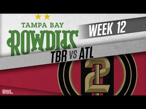 Tampa Bay Rowdies vs Atlanta United 2: June 2, 2018