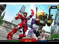 Monster Robot City Hero Battle - Video Cartoons For Kids - Android Gameplay