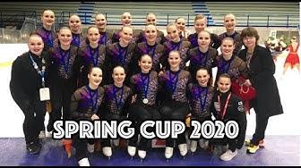 Spring Cup 2020 VLOG