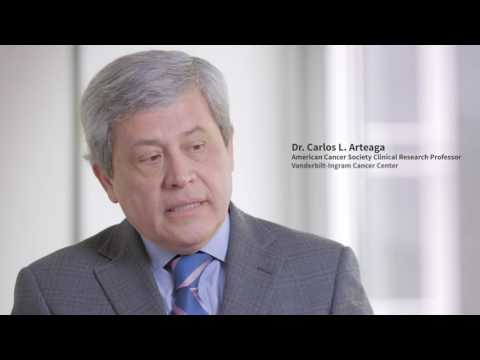 Breast Cancer Research Story Featuring Carlos Arteaga, MD