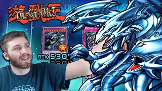BEST BLUE-EYES ULTIMATE DECK Yugioh Duel THE STRONGEST CARD IN THE GAME!