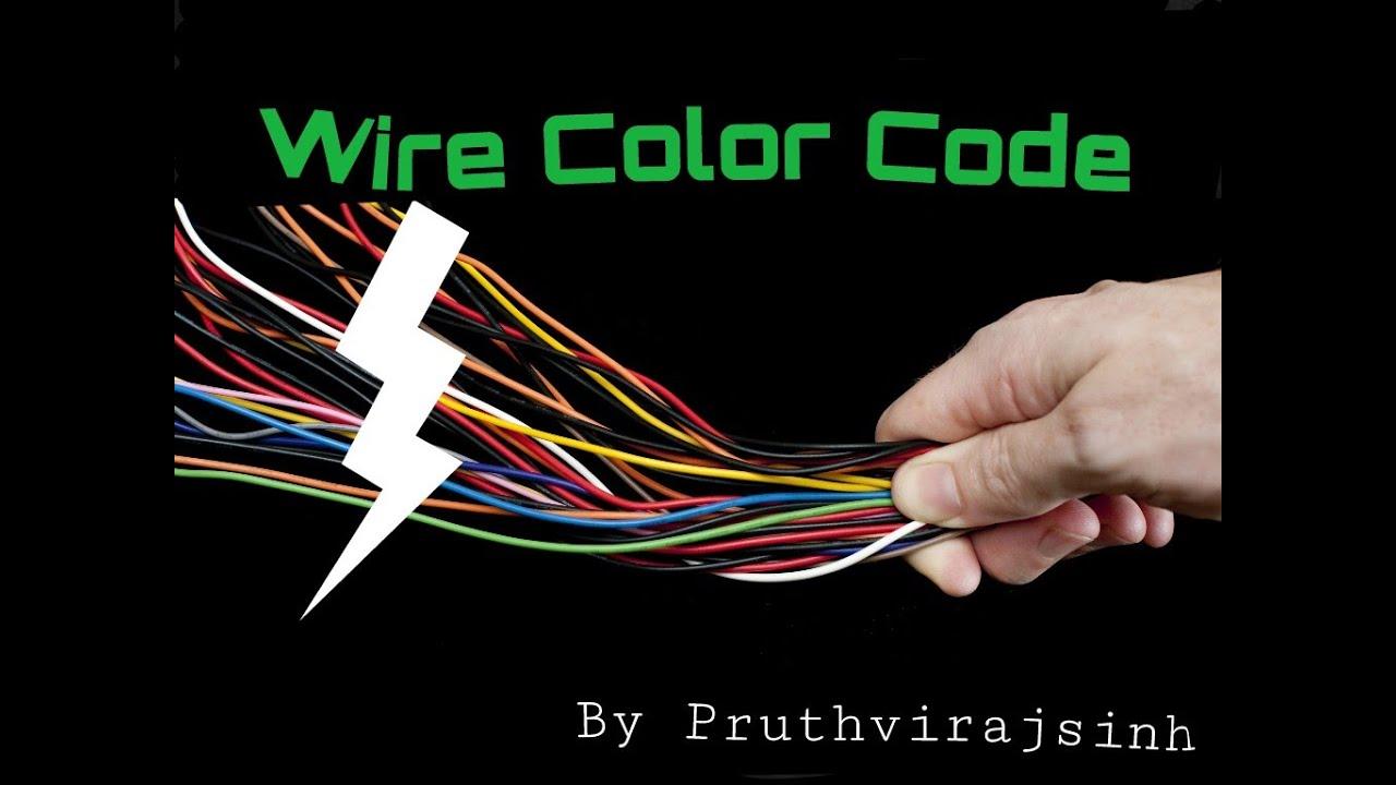 wiring color code basics of home wiring tutorial part 1. Black Bedroom Furniture Sets. Home Design Ideas