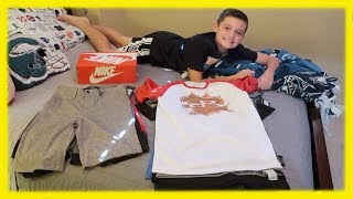 Back to School Clothes Haul