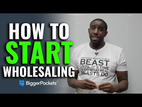 How To Start Wholesaling In 30 Days!