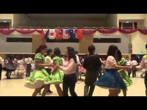 20150613 7th TISDC: Aoi Sanmyaku 青い山脈 by Masaru Wada  Japan & Nancy Chen  Taiwan.