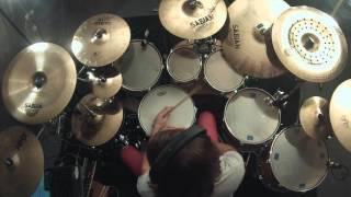 "Smashing Pumpkins- ""Tonight Tonight"" Drum Cover"