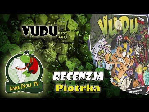 Vudu | Imprezowa gra planszowa | GTTV