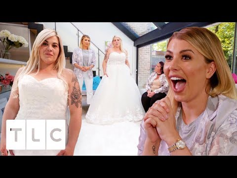 Olivia Bowen (Buckland) Takes Bride Out Of Her Comfort Zone | Second Chance Dresses