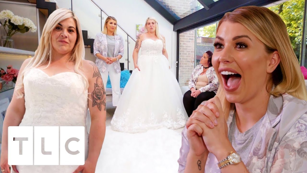Olivia Bowen (Buckland) Takes Bride Out Of Her Comfort Zone   Second Chance Dresses