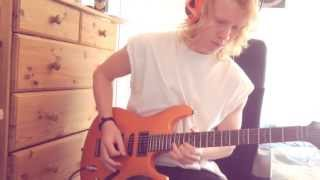 Whitesnake - Is this Love, Guitar Cover What's up YouTube!!! New vi...