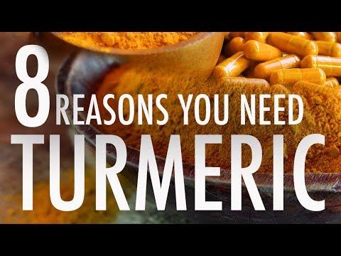 8 Reasons You Need Turmeric