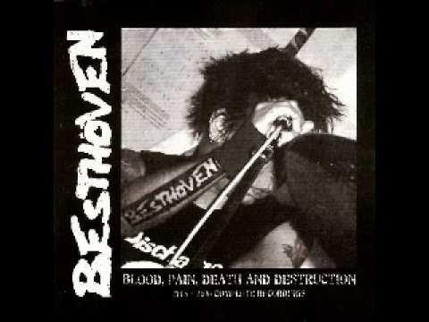 BESTHÖVEN - Blood, Pain, Death And Destruction [FULL ALBUM]