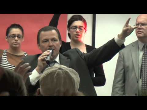 Rev Jimmy Toney Youth Rally Part 3