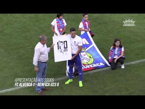 FC Alverca vs Benfica U23 - Highlights