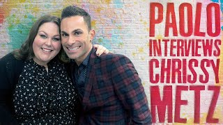 """This Is Us"" Star Chrissy Metz on her road to success!"