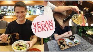 Where I ate vegan in Tokyo