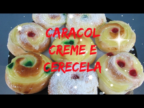 CARACOL CREME E CERECELA