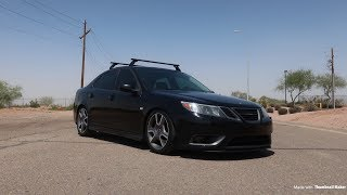 I Bought a High Mileage and Modified Saab 9-3 Turbo X! (Overview)
