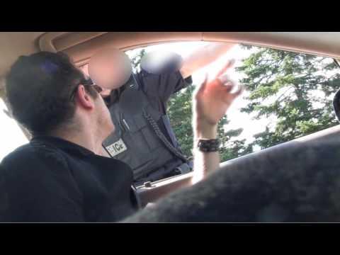Hypnotist gets out of speeding ticket!!! AMAZING!!!