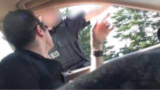 Hypnotist gets out of speeding ticket!!! AMAZING!!! thumbnail