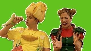 فوزي موزي وتوتي – بدي حية – Gummi snake
