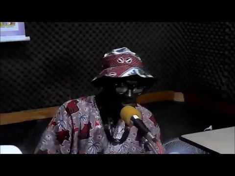 Entrevista Com Capitao Afrika Radio Comunitária Cantareira Programa Reviva RAP