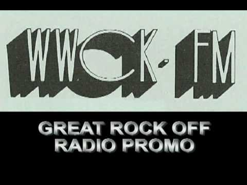 WWCK GREAT ROCK OFF RADIO PROMO