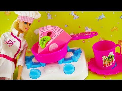Barbie Princess Doll Iron Set Unboxing Barbie Girl Kids Video Youtube