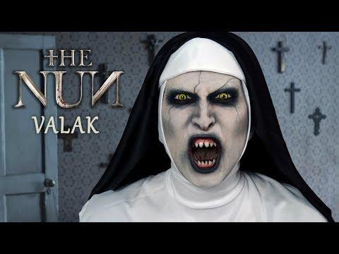 ♦ Valak Zakonnica 👻 Makijaż na Halloween /The Nun ♦ Agnieszka Grzelak Beauty