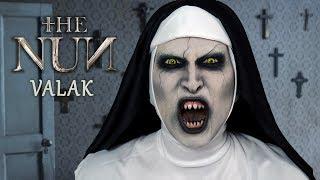 ♦ Makijaż na Halloween Valak z Obecność 2  / Conjuring 2 ♦ Agnieszka Grzelak Beauty