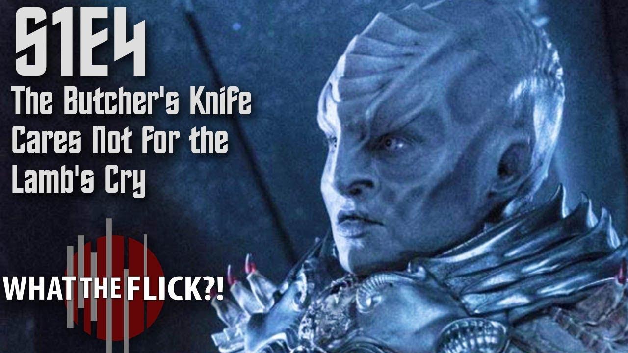 Star Trek: Discovery Season 1, Episode 4 Review