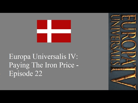 Europa Universalis IV: Paying the Iron Price - Episode 22 [Canada and Cornwall]