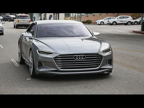 Audi A Prologue Bluely Studio YouTube - Audi a 9