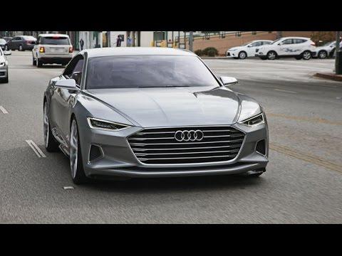 Audi A Prologue Bluely Studio YouTube - Audi a 9