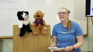 Cubbies: HoneyComb Bear Hug 10 - Puppets